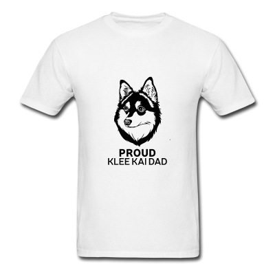 proud klee kai dad