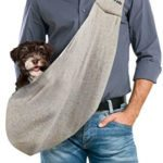 FurryFido Reversible Pet Sling Carrier for Dogs