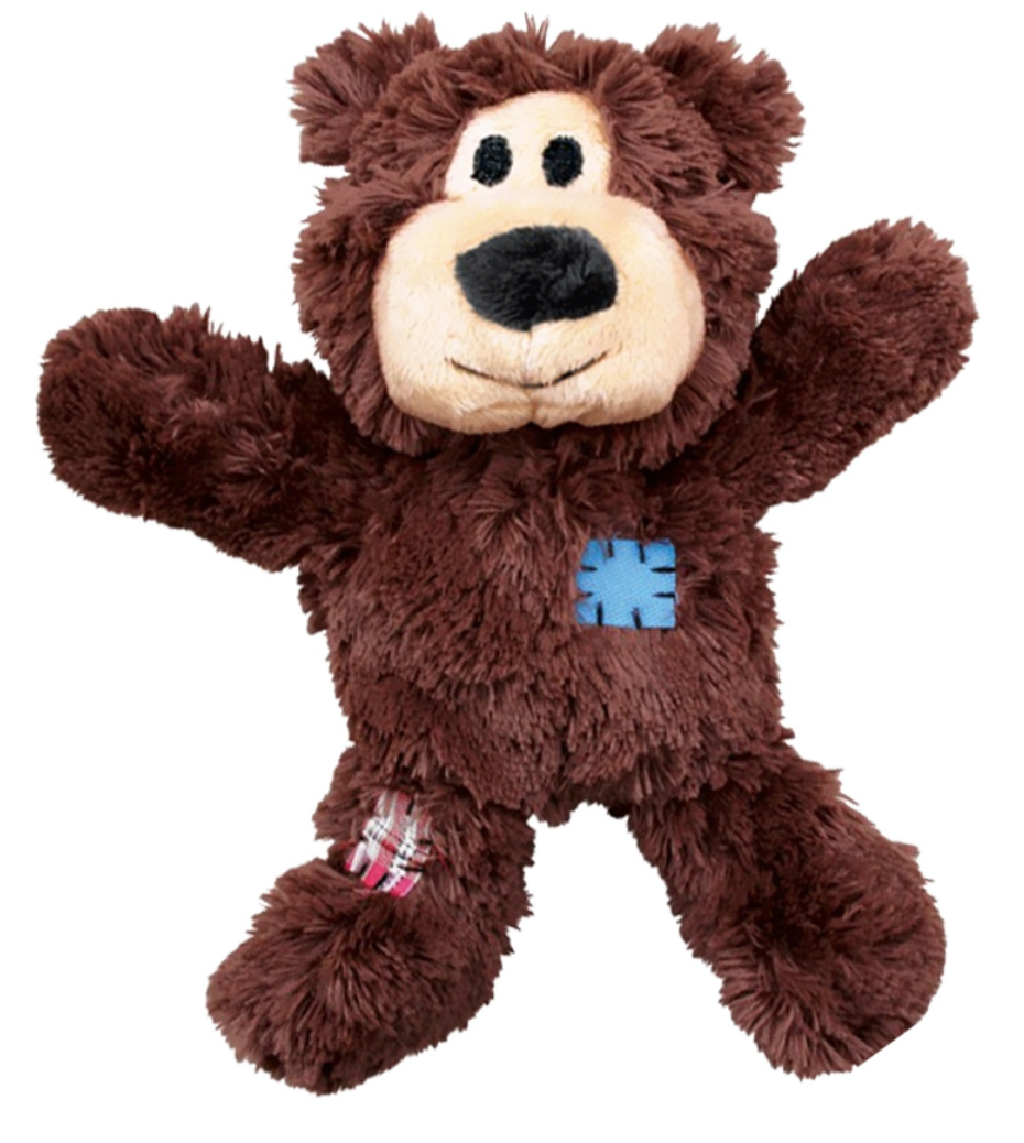 "The Kong Knot Bear is one of our favourite when it comes to ""indestructible"" dog toys."