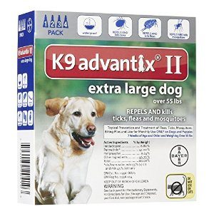 Should you use K9 advantix II for your pet?