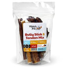 Wyldlife Bully Sticks are simply irresistibly for all dogs alike!
